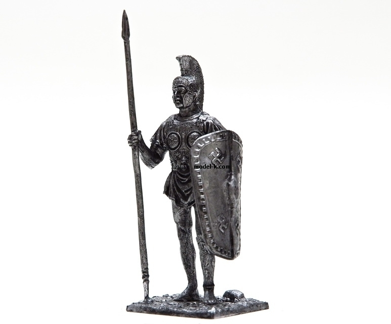 1:32 Scale Metal Figure of Italic-Samnite