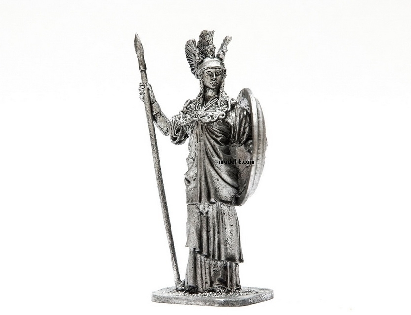 1:32 Scale Metal Miniature of Minerva