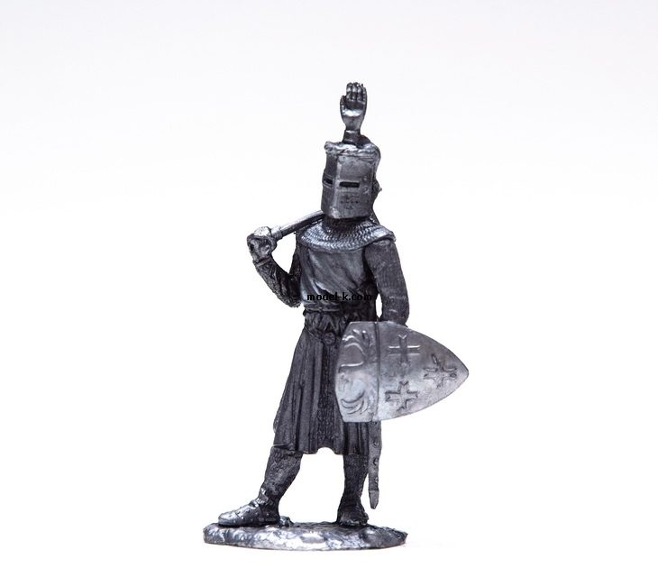 Middle Age. Crusade figure.