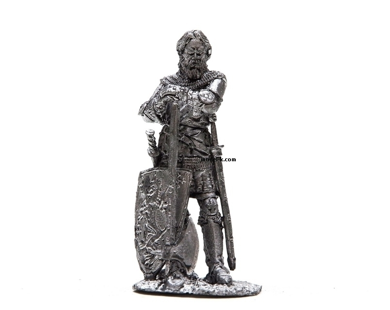 54mm, knight figure, Knight, middle age, tin, warrior, soldier, knight art, historical miniature, figure, metal sculpture, white metal castings