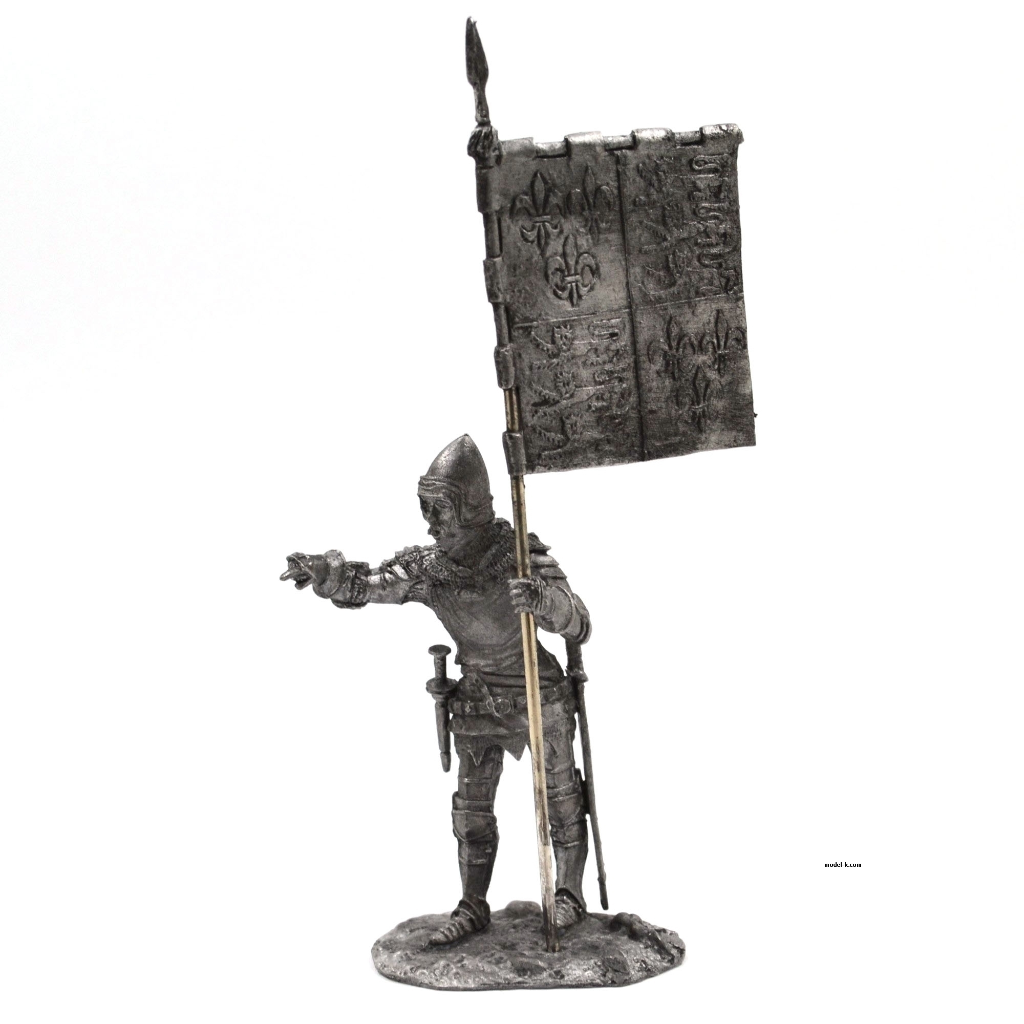 John Codrington 1:32 scale warrior
