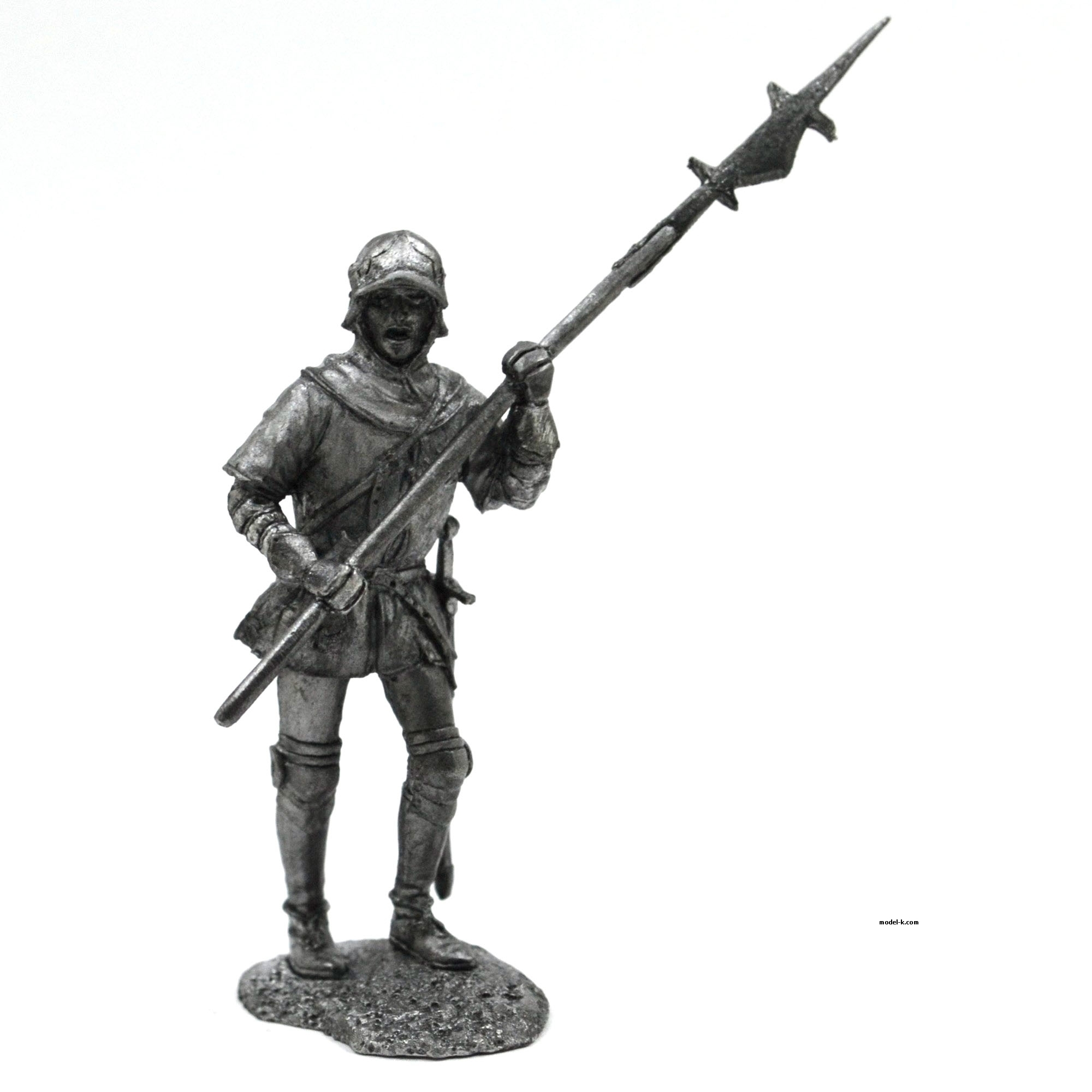 English Infantryman 1:32 scale warrior