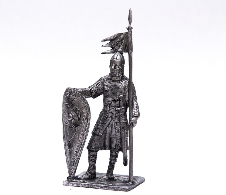 Norman Knight 54mm warrior