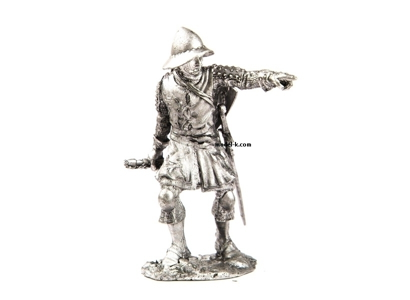 Tuscan Knight Metal Castings 1:32