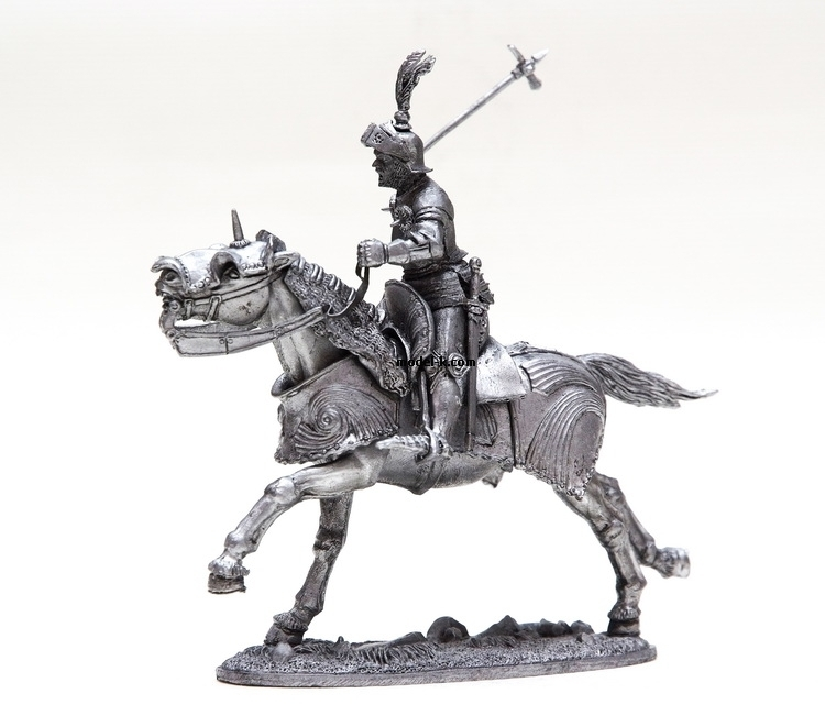 1:32 Scale Cavalry Figure of England Lord