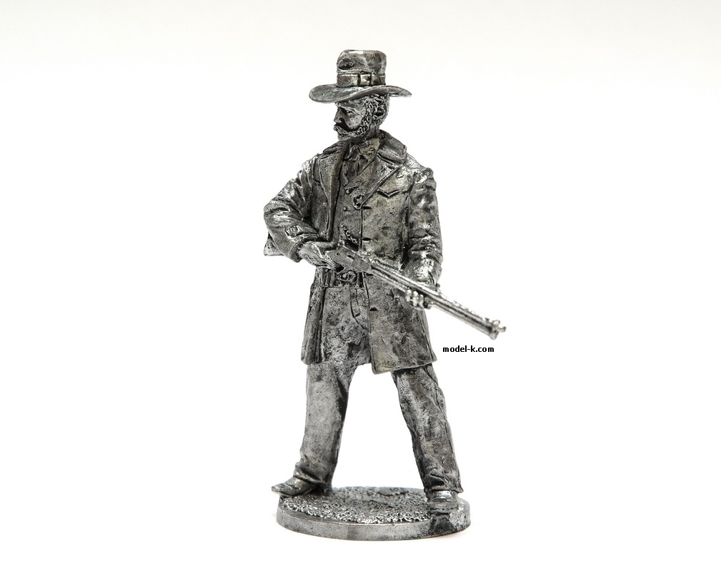 1:32 Scale Figurine of Sheriff