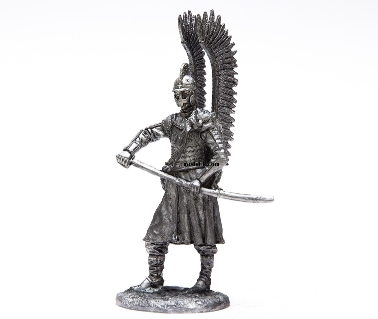 1:32 Scale Winged Hussar