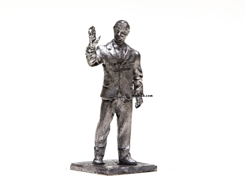 1:32 Scale Metal Miniature of Putin