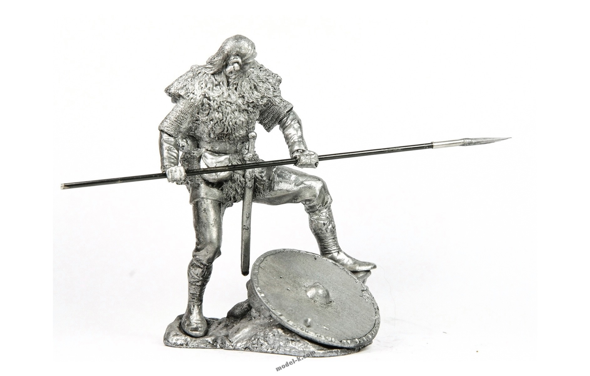 75mm Viking with spear