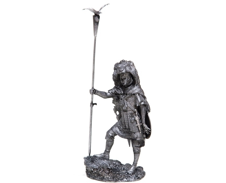 Roman Aquilifer Metal Castings Figure 75mm