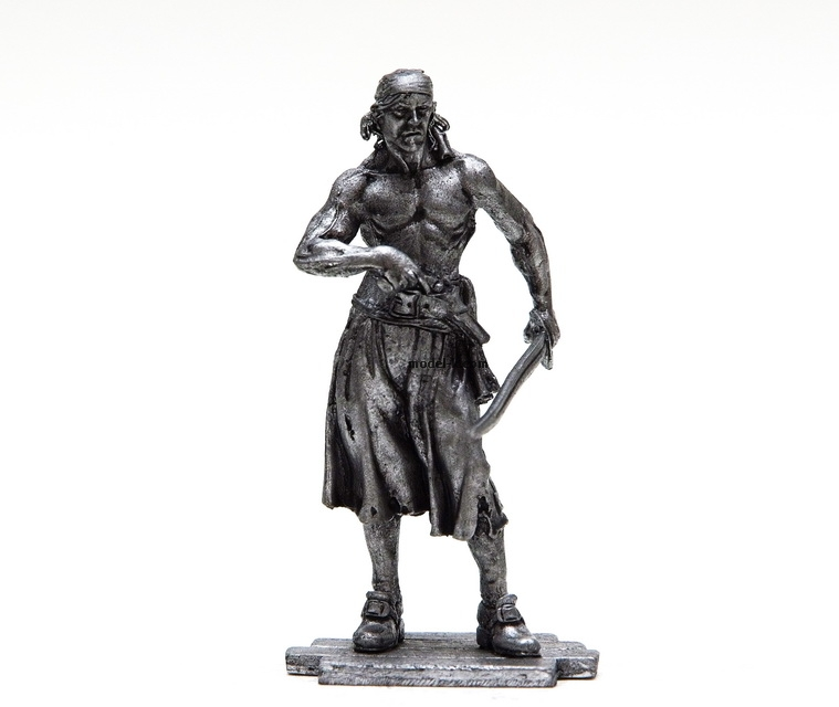 54mm figure of Pirate.