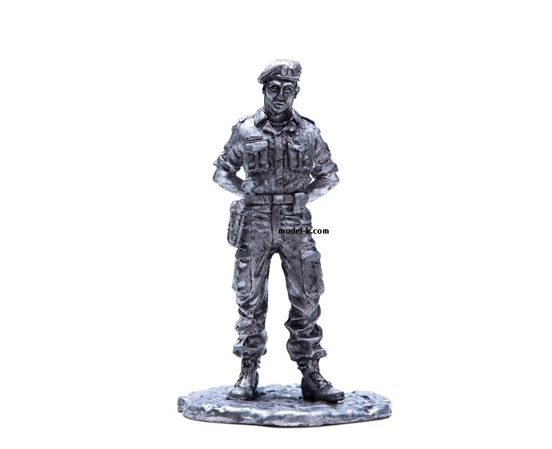 50mm Modern. Poland officer
