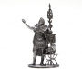 1:32 Scale Metal Figure of Imperator Gaius Julius Caesar