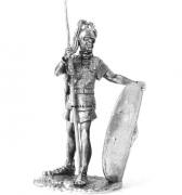 1:32 Scale Metal Figure of Roman Legionnaire