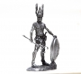 1:32 Scale Metal Miniature of Apulean leader