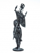 54mm tin figurine of Strategian with the standard 1:32 Scale