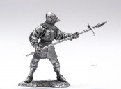 1:32 Scale Metal Miniature of Teutonic Knight