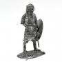 Last Anglo-Saxon king of England. 54mm tin figurine