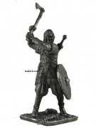 54mm tin figurine