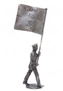 54mm figure of Standard-bearer
